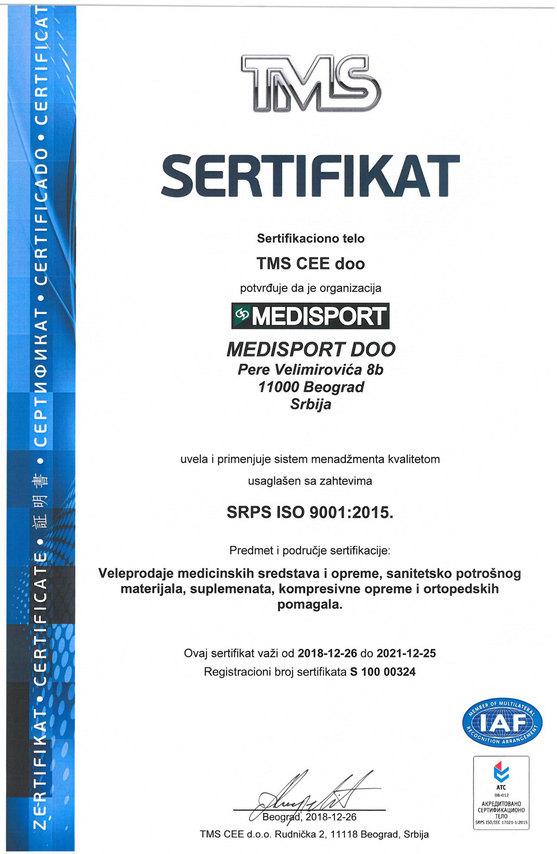 Medisport 9K TMS-2